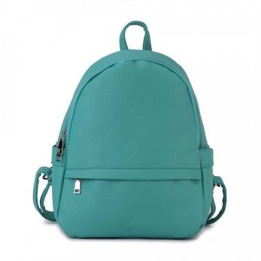 Женский рюкзак из экокожи Ors Oro (мята)
