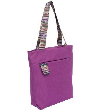 Женская сумка Grizzly (фиолетовый)