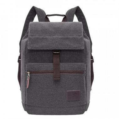 Городской рюкзак Grizzly (черный)