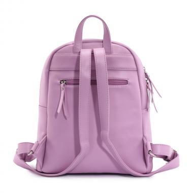 Женский рюкзак из экокожи Ors Oro — DS-927 (сиреневый)