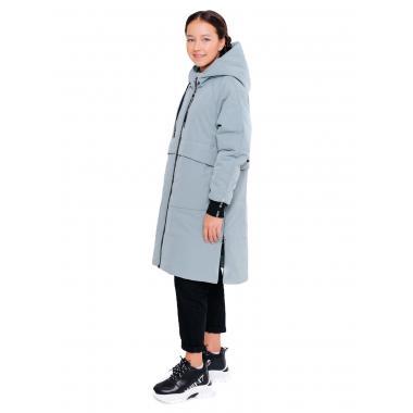 Демисезонная куртка БАТИК для девочки ЛАИС (светлый изумруд), 9 - 15 лет
