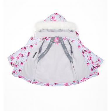 Купить Зимний комплект + шлем БАТИК для девочки ОЛЕСЯ (розовый), 2-6 лет