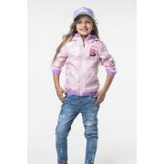 Ветровка BOOM! by Orby для девочки (розовый), 3-14 лет