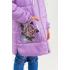 Весенняя куртка 3 в 1 BOOM! by Orby для девочки (сиреневый//серый меланж/сиреневый), 3-13 лет