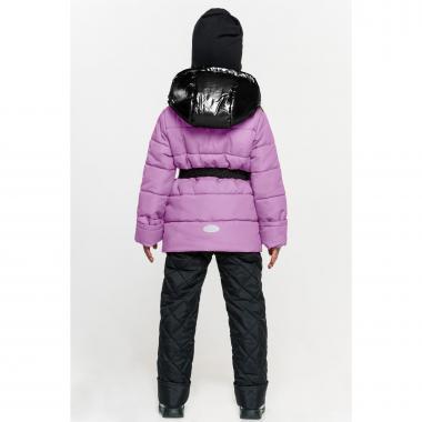 Купить Демисезонный комплект Boom by Orby для девочки  (голубой/розовый/черный), 1,5 года - 7 лет