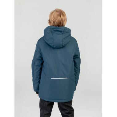 Зимняя куртка EMSON  для мальчика ТИМУР (синий), 9-15 лет