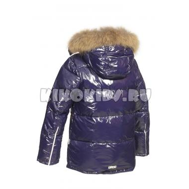 Зимняя куртка KIKO для мальчика ВАДИМ (синий), 7 - 10 лет