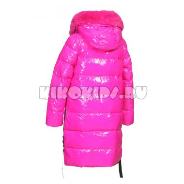 Зимнее пальто KIKO для девочки ЛИЯ (малина), 7-12 лет