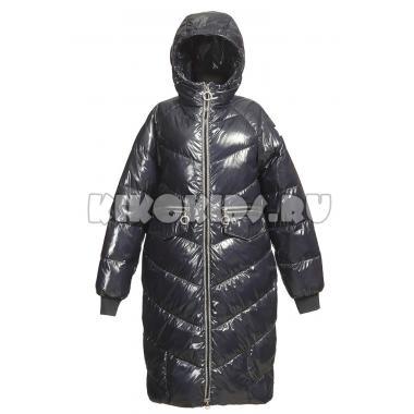 Зимнее пальто KIKO для девочки СЛАВА (синий,) 11-15 лет