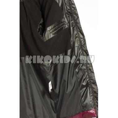 Зимнее пальто KIKO для девочки РИАНА (баклажан), 9-14 лет