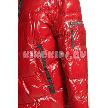 Зимнее пальто KIKO для девочки ПЕЛАГЕЯ (бордовый), 10-15 лет