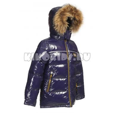 Зимняя куртка KIKO для мальчика ЕВГЕНИЙ (синий), 5-9 лет