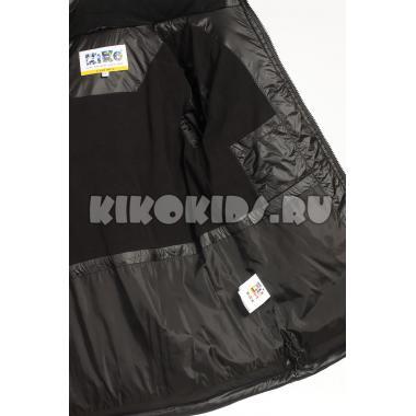 Зимняя куртка KIKO для мальчика ДАМИР (черный), 10-13 лет