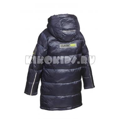 Зимняя куртка KIKO для мальчика ДАМИР (синий), 10-13 лет