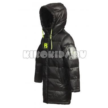 Зимняя куртка KIKO для мальчика ДАМИР (черный), 6-9 лет