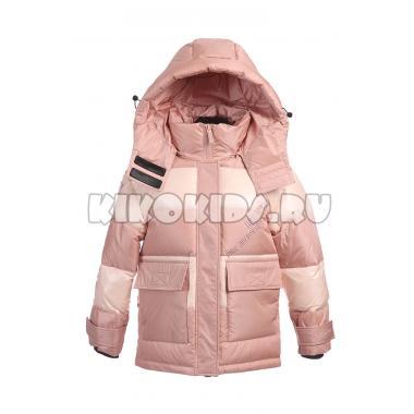 Зимняя куртка для девочки Levin Force (розовый), 10 - 14 лет