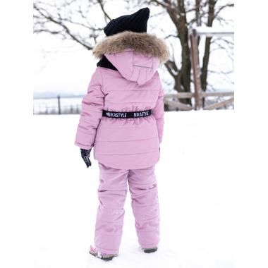 Купить Зимний комплект для девочки NIKASTYLE (розовый), 3 года - 7 лет