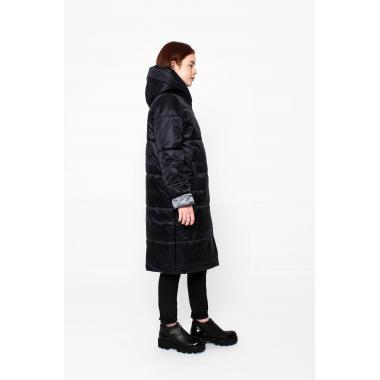 Демисезонное пальто RIONA для девочки НИЦЦА (т.синий), 10-15 лет