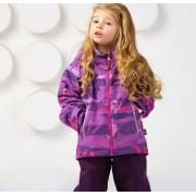 Демисезонный комплект SELEO для девочки SOPHIE (розовый/пурпур), 2-8 лет