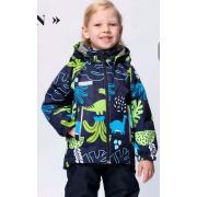 Демисезонный комплект SELEO для мальчика (синий), 2-7 лет
