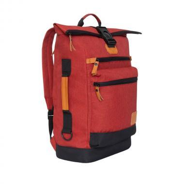 Молодёжный рюкзак GRIZZLY — RQ-912-1 (красный)