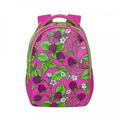 Женский рюкзак GRIZZLY (розовый)