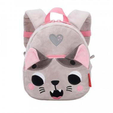 Детский рюкзак GRIZZLY (серый)