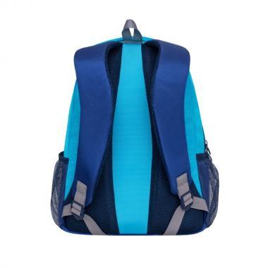 Женский рюкзак GRIZZLY — RD-953-1 (голубой - синий)