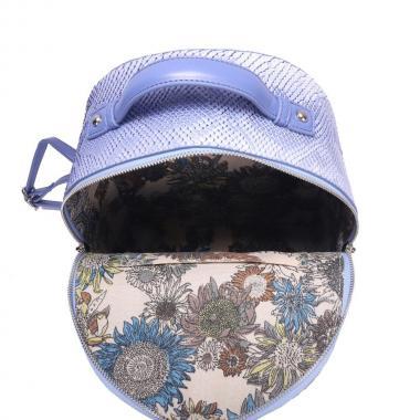 Женский рюкзак из экокожи Ors Oro (ультрафиолет)