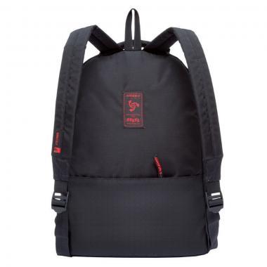 RU-931-2 Рюкзак (/1 черный - зеленый)