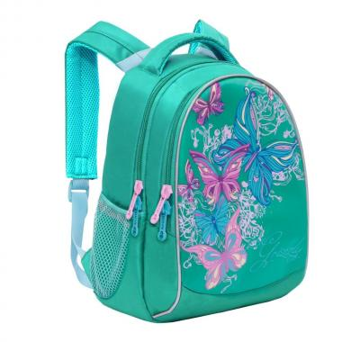 RG-868-4 рюкзак школьный (/3 серый)
