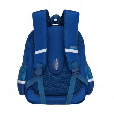 RA-878-1 Рюкзак школьный (/1 синий)