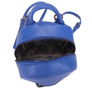 Женский рюкзак из экокожи Ors Oro (небесно-голубой)