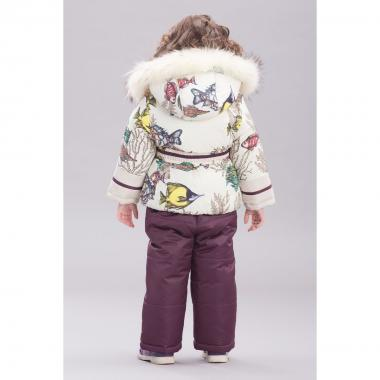 Купить Зимний комплект для девочки BILEMI (кремовый), 1 года - 5 лет