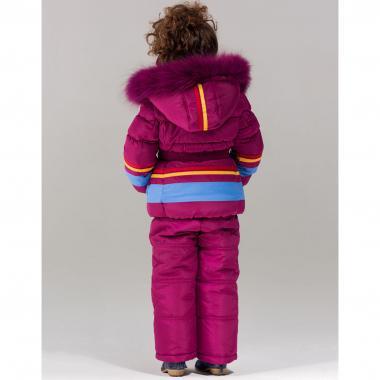 Купить Зимний комплект для девочки BILEMI (малиновый), 1,5-6 лет