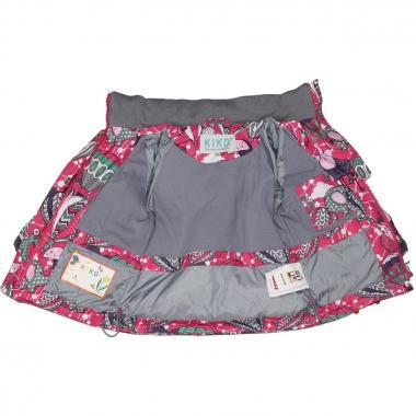 Купить Демисезонный комплект KIKO для девочки (малина/баклажан), 1-6 лет