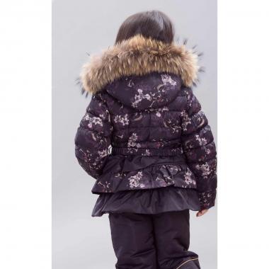 Купить Зимний комплект для девочки RADRADA (темно-бордовый), 2-9 лет