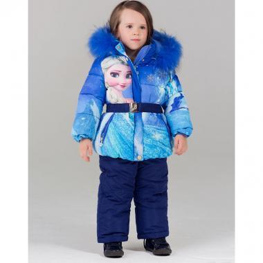 Купить Зимний комплект для девочки BILEMI (св.голубой), 1 года - 5 лет