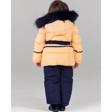 Купить Зимний комплект для девочки BILEMI (кремовый), 1,5 - 6 лет