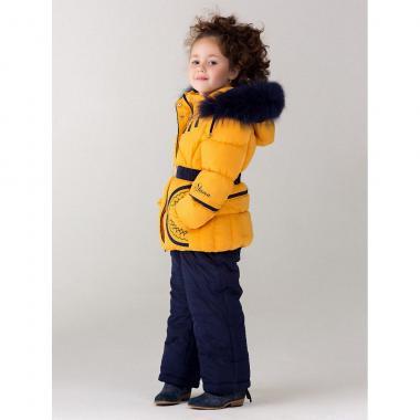 Купить Зимний комплект для девочки BILEMI (желтый), 1,5 - 6 лет