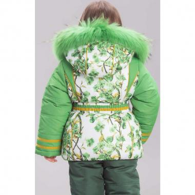 Купить Зимний комплект для девочки BILEMI (зеленый), 2 - 7 лет