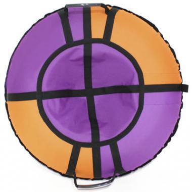 Тюбинг Hubster Хайп фиолетовый-оранжевый