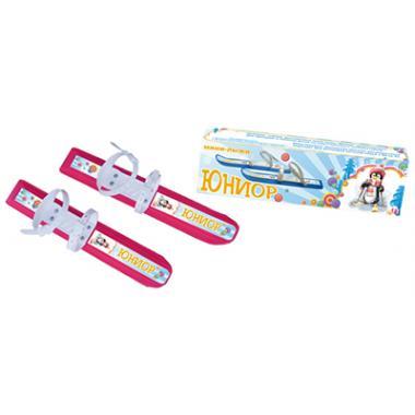 Детские мини лыжи Юниор в коробке