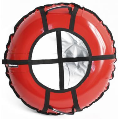Тюбинг Hubster Ринг Pro красный-серый