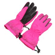 Зимние перчатки Зимовичок для девочки Winter (фуксия), 6-14 лет